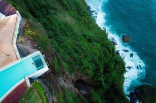 Бассейн над пропастью: на Бали сдаются виллы с экстремальным видом