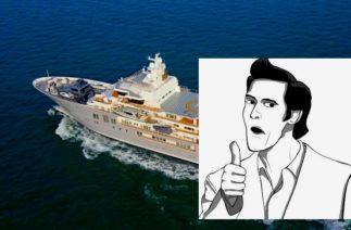 Цукерберг купил стометровую яхту за $150 млн