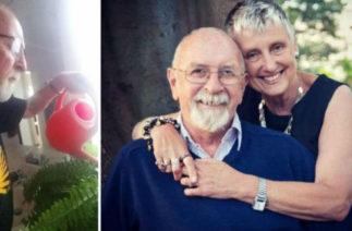 Британка разыграла мужа после смерти
