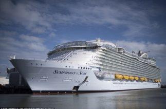 Как выглядит самый дорогой круизный корабль в мире за 76 млрд изнутри