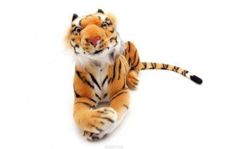 Как плюшевый тигр до смерти напугал живую полицию