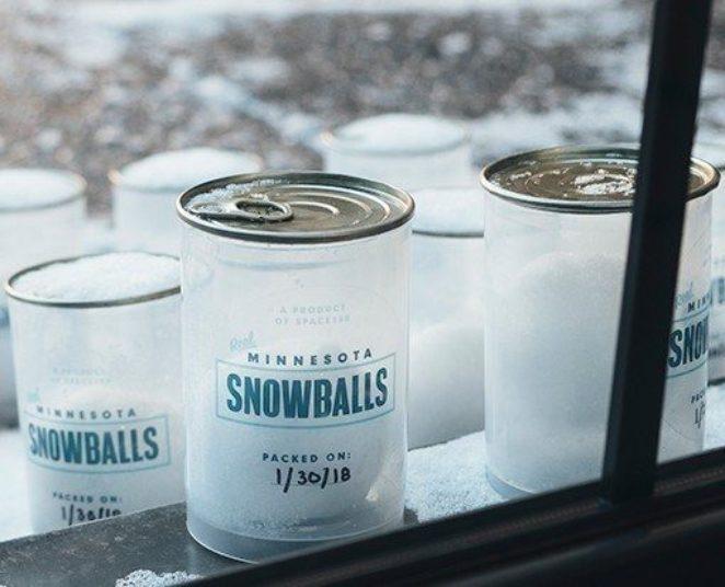 Идея для стартапа: зимой продавать снежки