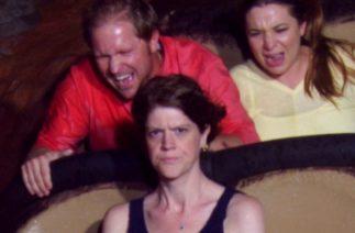Топ-10 смешных фото людей, катающихся на американских горках