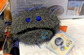 Милый сифилис и другие необычные мягкие игрушки в Германии