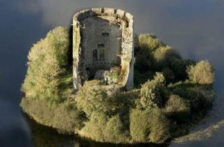 «Призраки» Средневековья: топ замков Великобритании