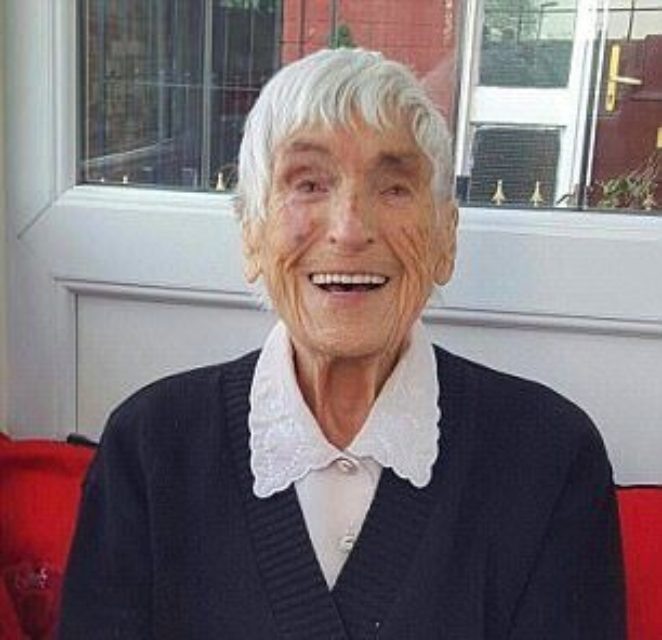 Супербабушка, у которой 154 ребенка, внука, правнука и праправнука, умерла на 99-м году