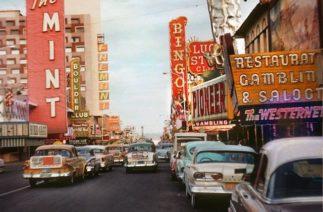 Стильное прошлое: подборка фото Лас-Вегаса 50-тых годов