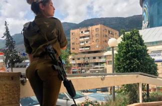 В Израиле разгорелся скандал из-за «горячих» женщин-военных