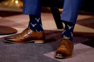 Носки в Канаде больше чем носки: 11 ярких пар Джастина Трюдо