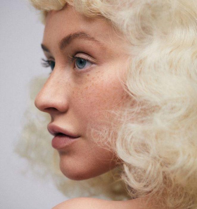 Кристина Агилера без макияжа: вы ее 100% не узнаете