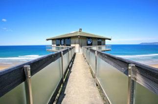 Австралийский дом над пропастью: его можно снять на ночь