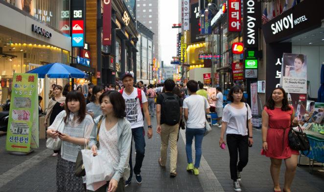 Корея сократила рабочую неделю до 52 часов, чтобы в стране рождалось больше детей