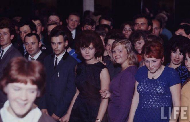 Советская молодежь в 1967 году: фотографии журнала LIFE